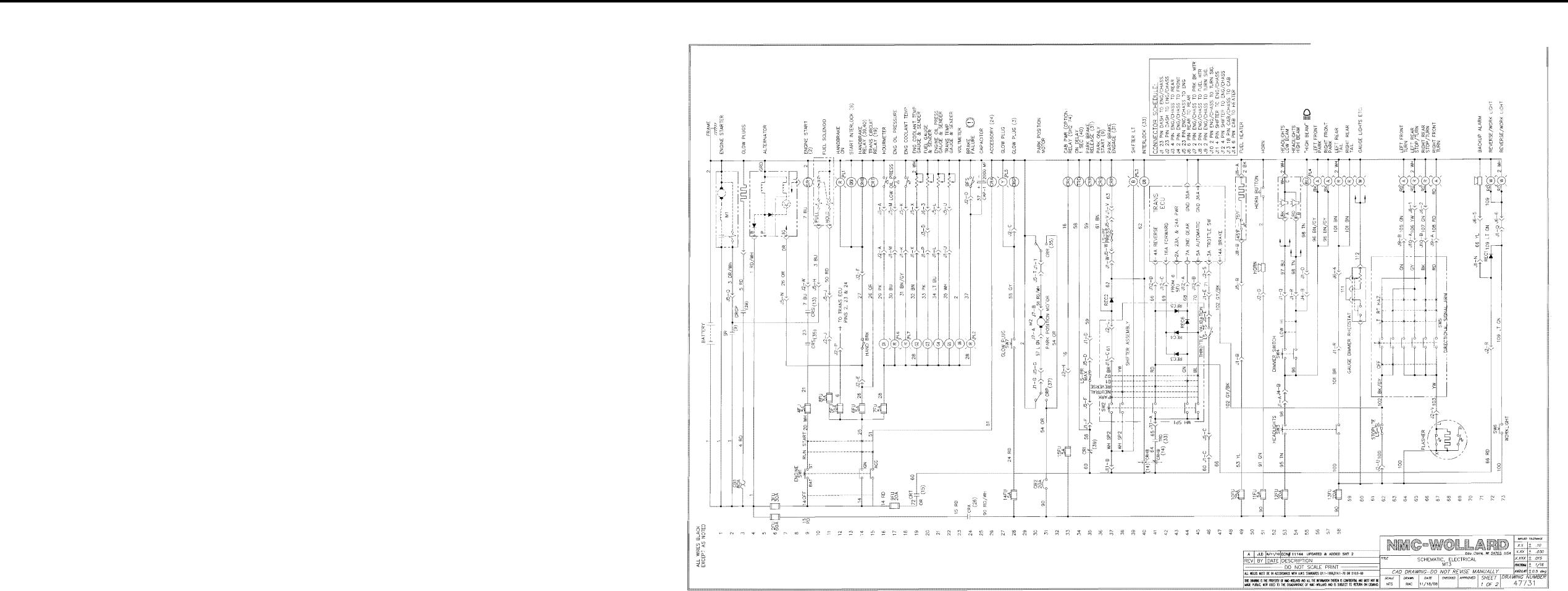 Fo Mt3 Electrical Schematic