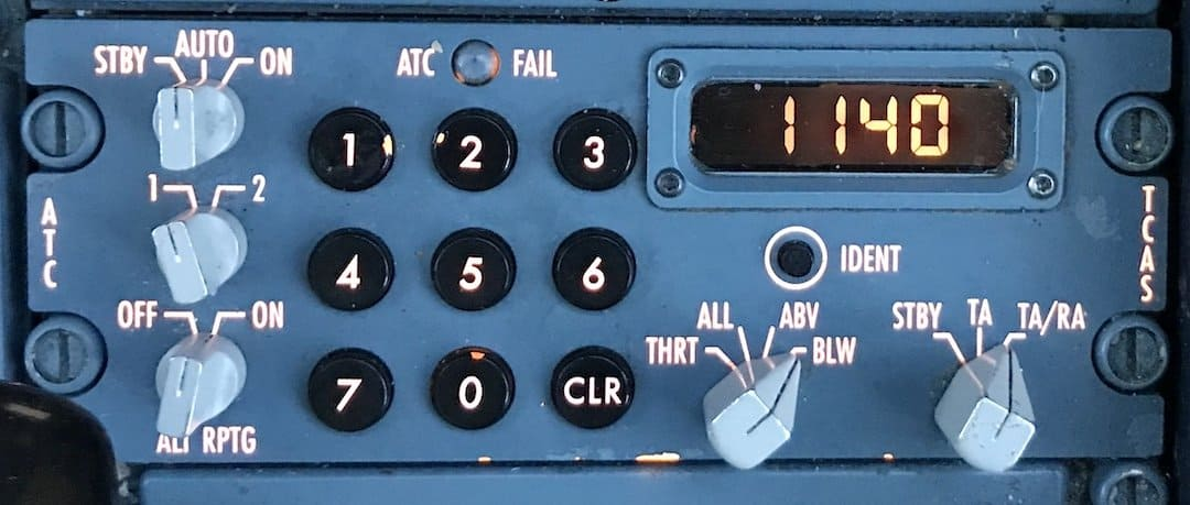 Aircraft Transponders: What They Are and How They Work.