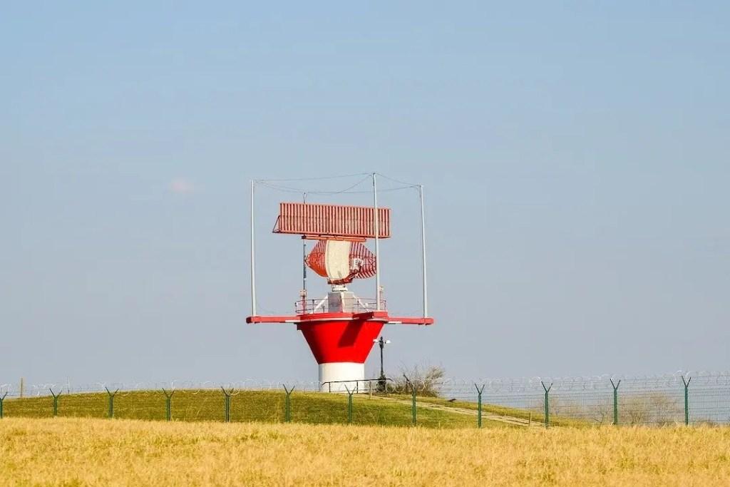 Airport radar system