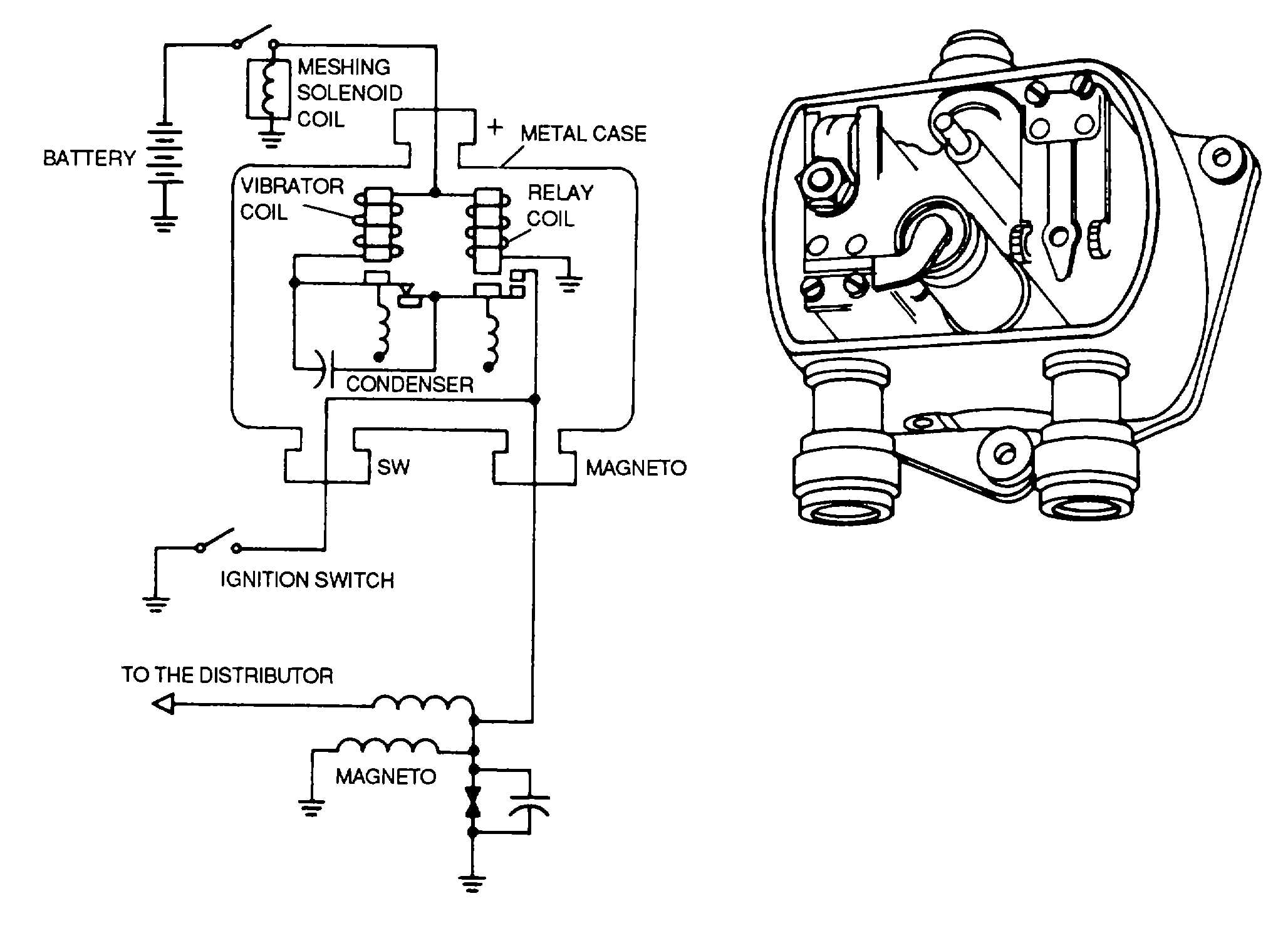 Figure 7 19 Induction Vibrator