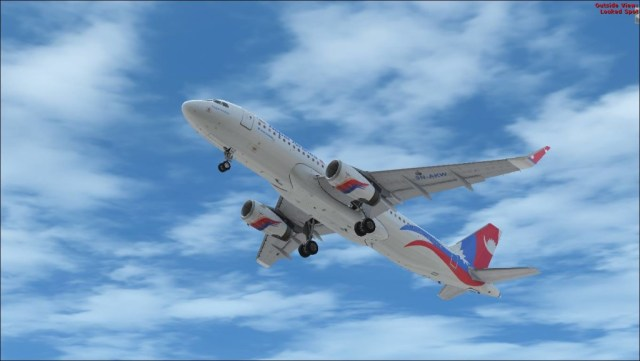 Nepal Airlines 7