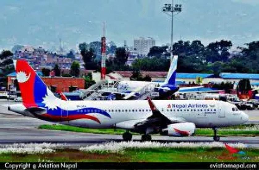 Nepal Airlines 9N-AKW
