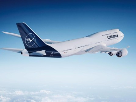 Neue Lufthansa Lackierung - Foto: Lufthansa/dpa