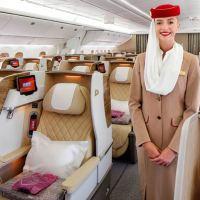 NEUE EMIRATES BOEING 777-200LR BUSINESS CLASS VORGESTELLT