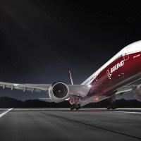 HISTORISCHE NEUERUNG - BOEING 777X ERHÄLT KLAPPFLÜGEL