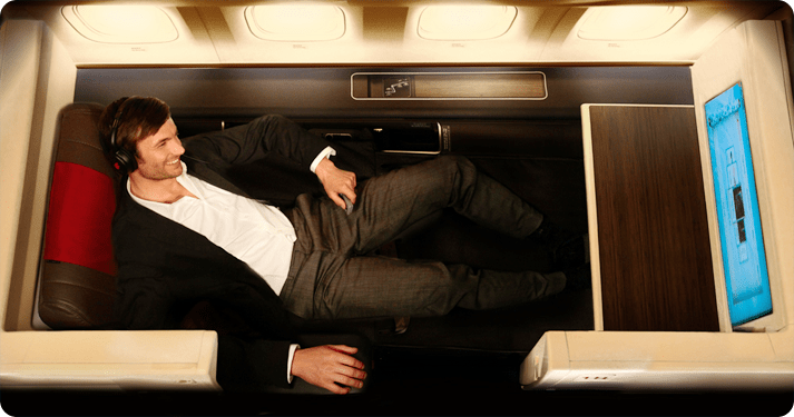 DEAL: KOSTENFREIES AIR CHINA FIRST CLASS UPGRADE