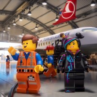 NEUES TURKISH AIRLINES LEGO™ SAFETY VIDEO