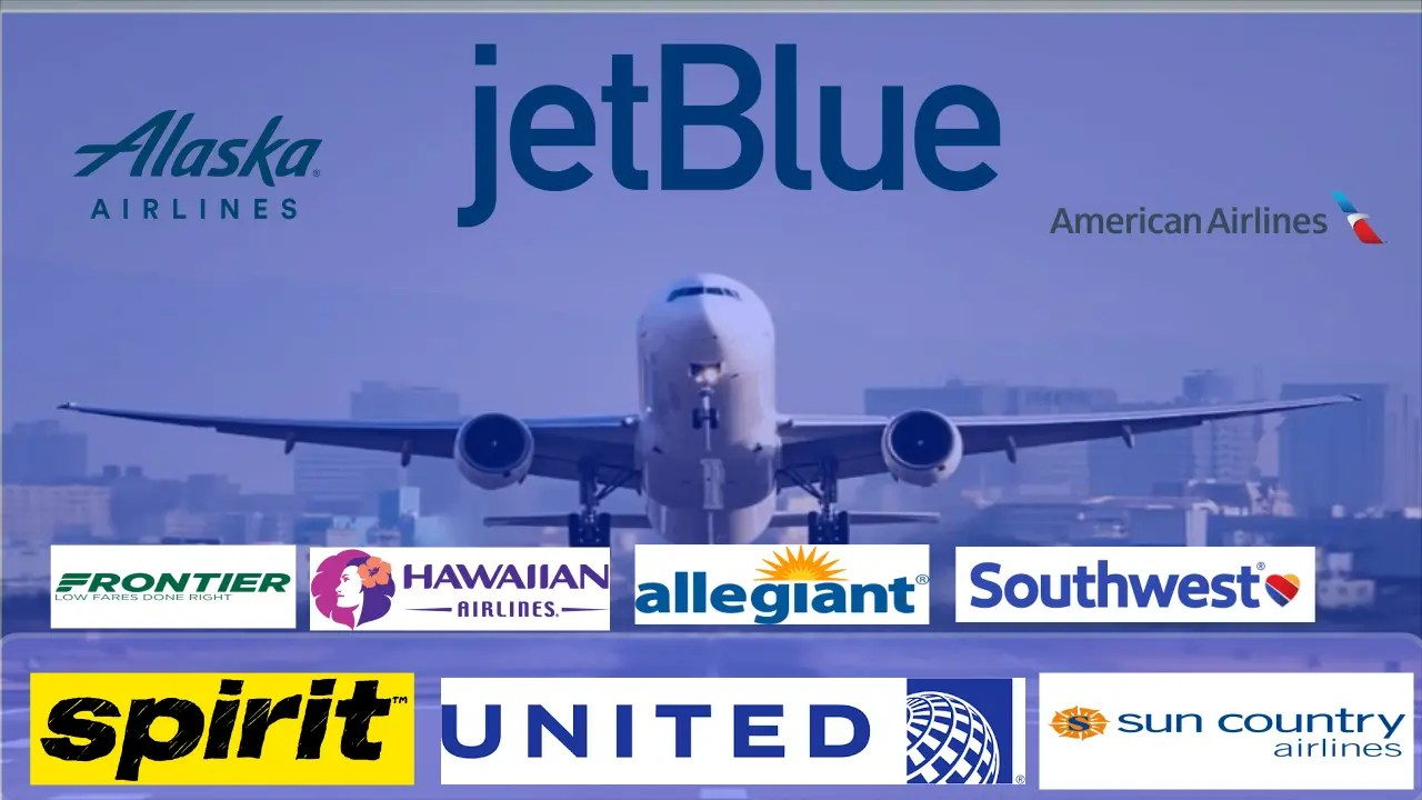 All About Airlines Carriers in the United States
