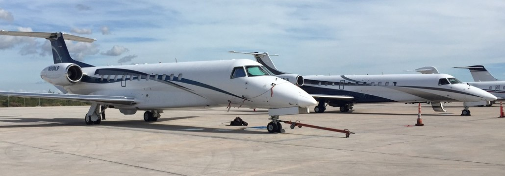 Embraer 135BJ contract pilot