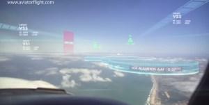 Aero Glass navigation equipments