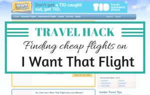 Air Travel Hack