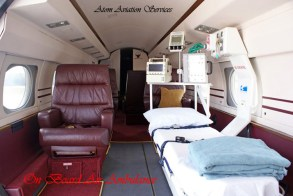 Air Ambulance Services-Atom Aviation