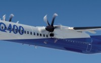 Q400 Aircraft
