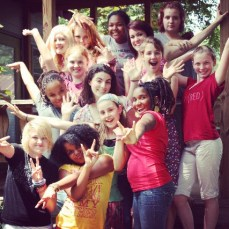 More goodness—a writing camp for teen girls