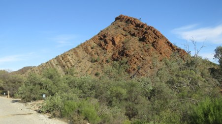 View at Arkaroola Resort