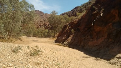 Arkaroola Waterhole