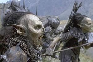 Os orcs eram feios de muitas maneiras, mas eram simplesmente elfos corrompidos