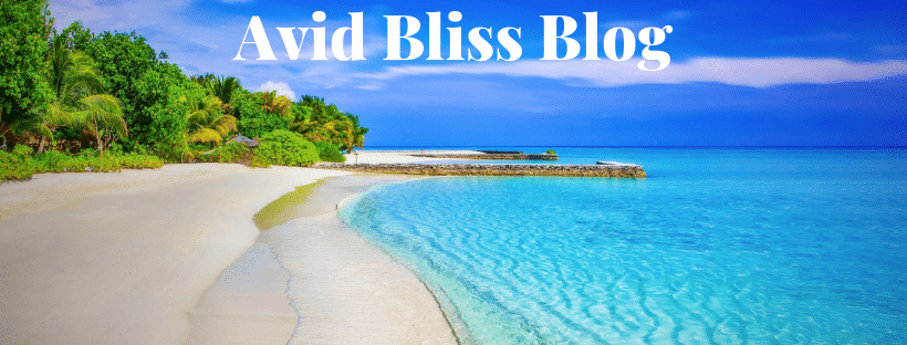 avid bliss blog page