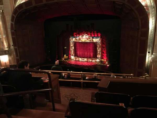 Benedum Center Seating Views