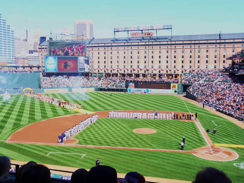 Camden Yards Seating Chart Interactive Review Home Decor