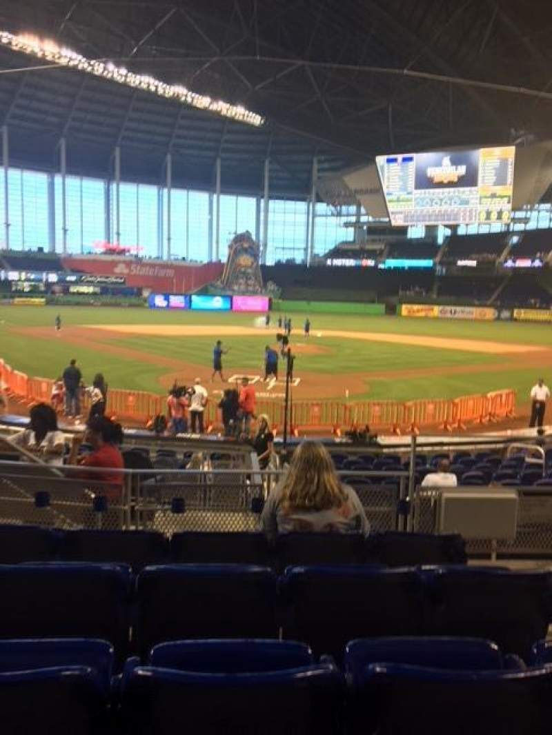 Miami Marlins Interactive Seating Chart Wallseatco