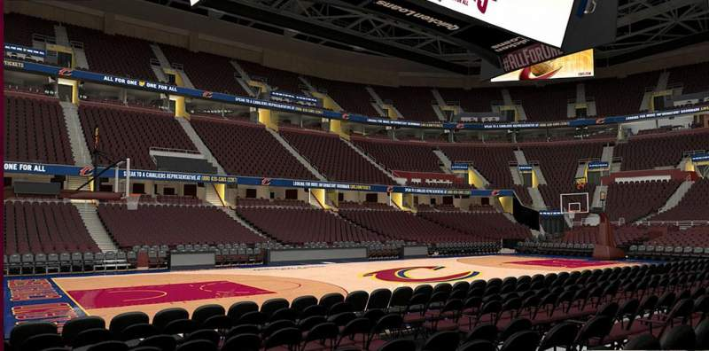 Closest Restaurants Quicken Loans Arena