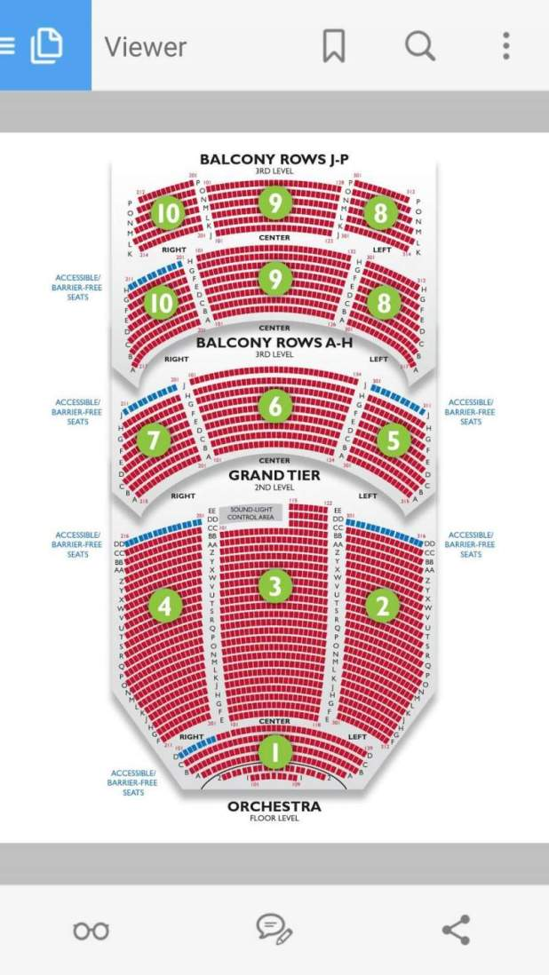 Durham Performing Arts Center Seating Chart Brokeasshome Com