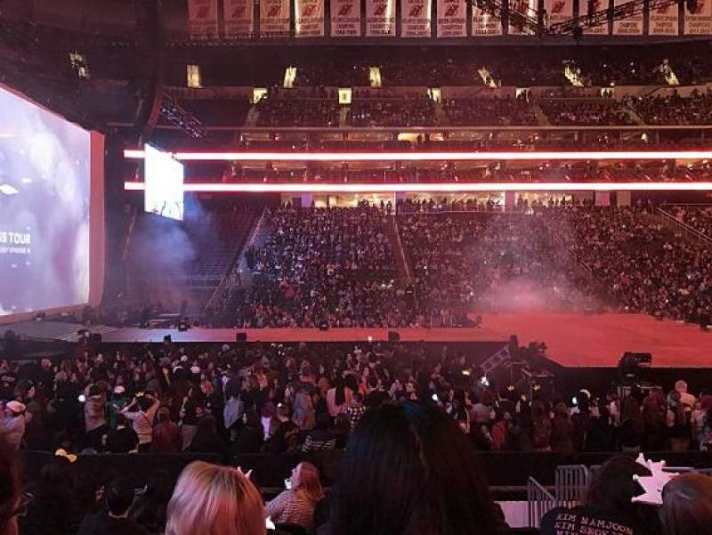 Concert Photos At Prudential Center