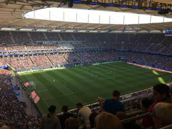volksparkstadion bereich 21c reihe 15