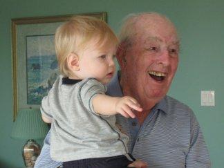 dad and kieran