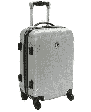 Traveler's Choice Cambridge 20 in. Hardsided Spinner