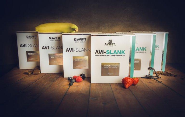 AviFit - AVI-SLANK