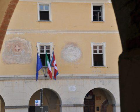 Piazza Conte Rosso