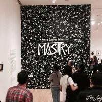 """Kerry James Marshall's """"Mastry"""" at the MOCA"""