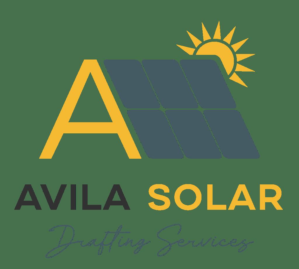 avila solar logo