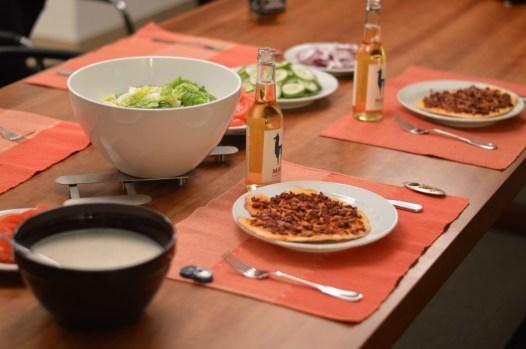 türkische Pizza aus Vegan for Fun