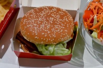 Burgerfahrbrik Mannheim Vegane Burger