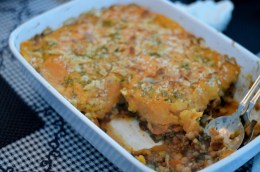 vegane, gesunde Version des Shepherd's Pies