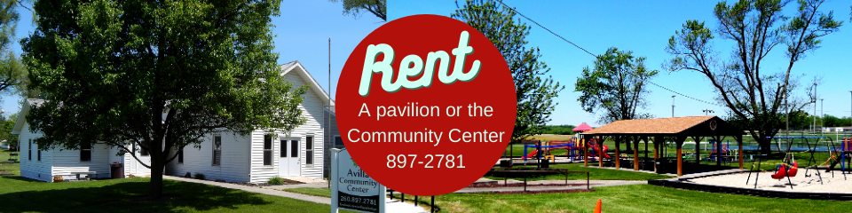 Rent Pavilion and Community Center Avilla