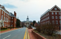 City Buildings Annapolis Maryland City Hall