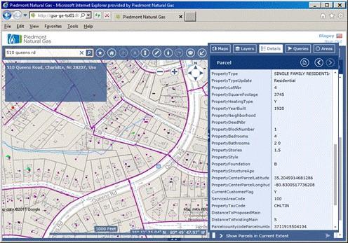 Spatial Data Warehouse