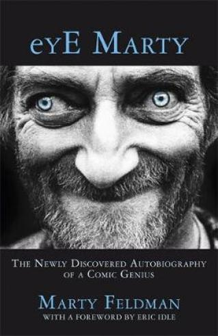 Autobiography written by Marty which remained undiscovered for over 20 years after his death