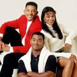 Will Smith in Fresh Prince of Bel-Air
