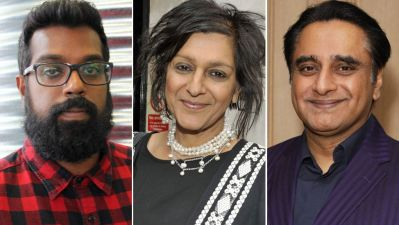 Romesh Ranganathan, Meera Syal and  Sanjeev Bhasker make pro vaccines video