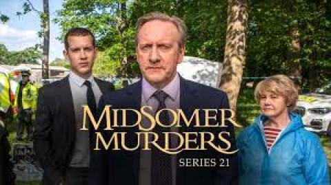 Midsomer Murders a comedy waiting to happen