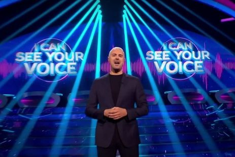 Paddy McGuiness hosts I Can Feel Your Voice