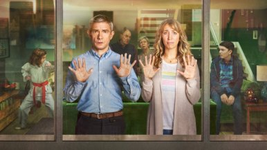 martin Freeman and Daisy Haggard return to Breeders for season 2