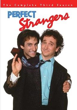 Perfect Strangers third series DVD