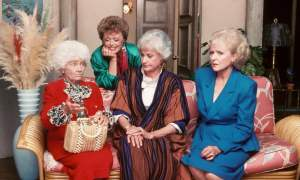 New TV comedy: Golden Girls review in the Guardian
