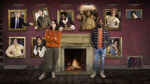 Latest comedy news and reviews: Ghosts wins the Sky Arts Comedy Award